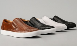 Harrison Men's Coastal Slip-On Sneakers