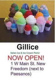 $10 For $20 Worth Of Italian Ice & Hand Dipped Ice Cream