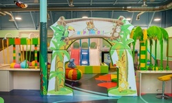 $269 for Two-Hour Birthday Party for Up to 10 Children at Hyper Kidz ($319 Value)
