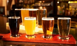 Flights, Pints, and Glasses for One, Two, or Four, or $19.50 for $28 Toward Food and Drink at Green Growler