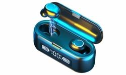 Waterproof Bluetooth 5.1 True Wireless Stereo Mini Earbuds Headphone Headset