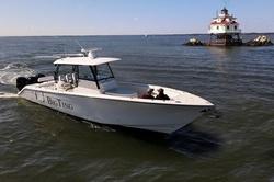 Chesapeake Triangle Private Full Day Powerboat Cruise