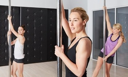 One or Three Pole-Dancing Classes at Altitude Fitness (Up to 50% Off)