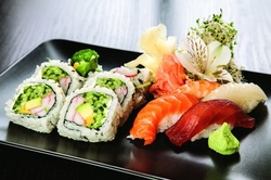 $15 Worth of Asian Fusion & Sushi for $30 (Also Valid W/ Min. $45 Purchase for Take-Out)
