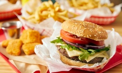 $12 for $15 Toward American Food for Carryout and Dine-In When Available at Dimples Fries 'n' Wings