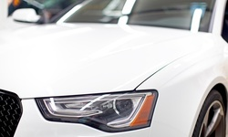 Paint Correction at Sam's Automotive Repairs & Collision (Up to 50% Off). Two Options Available.