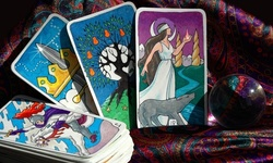 Up to 40% Off on Tarot Card Reading at The Alkemetic Goddess