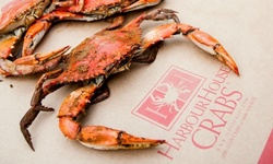 Crab, Lobster, and Other Seafood from Harbour House Crabs (Up to 58% Off)