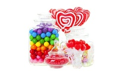 Full Candy Bar for Up to 75 or 250 People from Moxie Designz (Up to 61% Off)