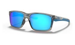Oakley Mainlink XL OO9264-4261 Sunglasses - Grey Ink Frame/Prizm Sapphire Lenses