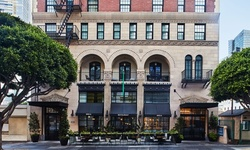 Stay with Daily Valet Parking and Waived Amenity Fee at Hotel Figueroa in Los Angeles, CA