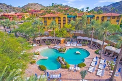 Stay at 4-Star Pointe Hilton Tapatio Cliffs Resort in Phoenix, AZ