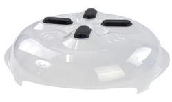 Microwave Hover Anti Splattering Magnetic Food Splatter Lid Cover