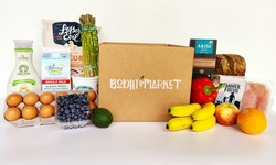 $19 for Box of Organic Produce with Fruits & Vegetables from Bodhi Market ($35 Value)