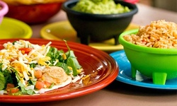 Tacos, Burritos, and Margaritas at Mexican Café (Up to 58% Off). Two Options Available.