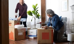 Up to 45% Off on Moving Services at Lion Heart Movers of Frisco