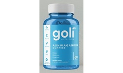 Goli Nutrition Ashwagandha Gummies