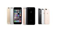 Apple iPhone 6/6Plus/6S/6SPlus/7/7Plus/8/8 Plus Unlocked (Refurbished Grade B)