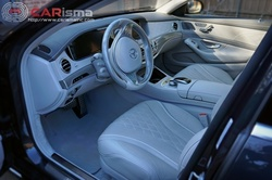 Cabin Air Cleaning with Interior Cleaning or Full Interior Detail from CARisma (Up to 52% Off)