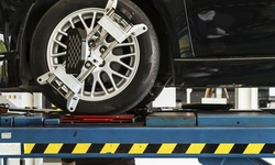 $49 for Four-Wheel Alignment at Princeton Auto Care ($80 Value)