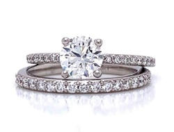 Up to 46% Off on Engagement & Wedding Jewelry (Retail) at DIAMONDS AND FINE JEWELRY INC