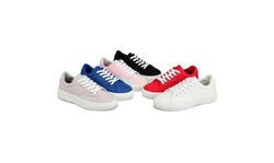 Journee Collection Womens Comfort Foam Jennings Sneaker