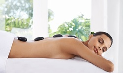 50-Minute Therapeutic or Combo Massage at Peace Massage Wellness Studio (Up to 50% Off). 3 Options Available.