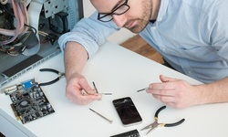Up to 55% Off on On Location Cell Phone Repair at SK Wireless