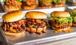 $13 for $20 Worth of Plant-Based Burgers, Drinks, and More at PLNT Burger