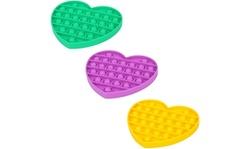 Push Pop it Silicone Sensory Fidget Toy Pop Bubble Stress Relief Anti-Anxiety