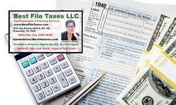 Up to 50% Off on Consultant - Financial / Tax at Best File Taxes LLC