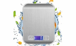 Digital Kitchen Scale High Precision Food Scales Weigh Grams and Ounces