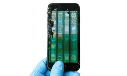 iPhone Screen Repairs at Rescue Tronics (Up to 50% Off). 11 Options Available.