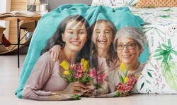 Personalized Fleece pr Premium Photo Blankets from CanvasOnSale (Up to 85% Off). 18 Options Available.