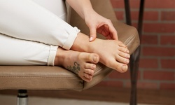 Up to 35% Off on Medical Foot Care at My Beautiful Yoni Spa