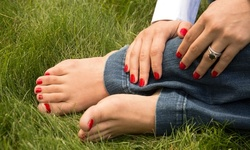 Up to 36% Off on Nail Spa/Salon - Mani-Pedi at Tru Beauty Studio