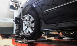 Front or Four Wheel Alignment at RPM Auto Care Center (Up to 38% Off)