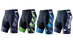 Men's Cycling Shorts Padded Bicycle Riding Pants Bike Biking Cycle Wear Tights