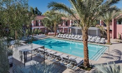 Stay at 4-Star Adults-Only Sands Hotel & Spa in Indian Wells, CA