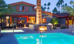 Stay at Sparrows Lodge in Palm Springs, CA
