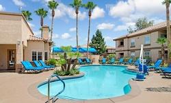 Stay at Desert Paradise Resort in Las Vegas, NV