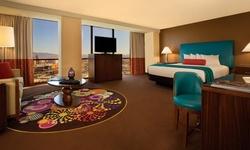 Stay at 4-Star Top Secret Las Vegas Hotel