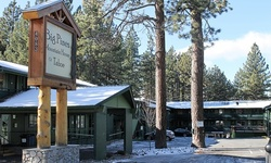 Stay at Big Pines Mountain House of Tahoe in South Lake Tahoe, CA.