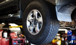 Front- or Rear Wheel Alignment or Both for One Car at Destin Auto Care (Up to 39% Off)