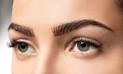 Eyelash Lift and Tint or Group Eyelash Extensions at Radiant Skin Care Spa (Up to 35% Off). 4 Options Available.