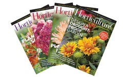 $18.99 for One-Year Subscription from Horticulture Magazine