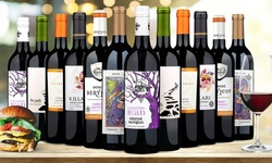 6- or 12-Pack of Cabernet Sauvignon Red Wines from Wine Insiders (Up to 66% Off)