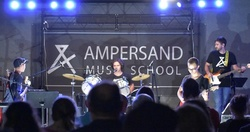 1 Month of Online/In-Home 30-, 45-, or 60-Min Private Music Lessons from Ampersand Music School (Up to 52% Off)