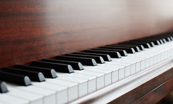 $97 for Four Virtual 30-Minute Music Lessons for One Person from Prestonwood Music Studio ($160 Value)