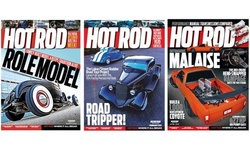 One- or Two-Year Subscription to Hot Rod Magazine (Up to 33% Off)